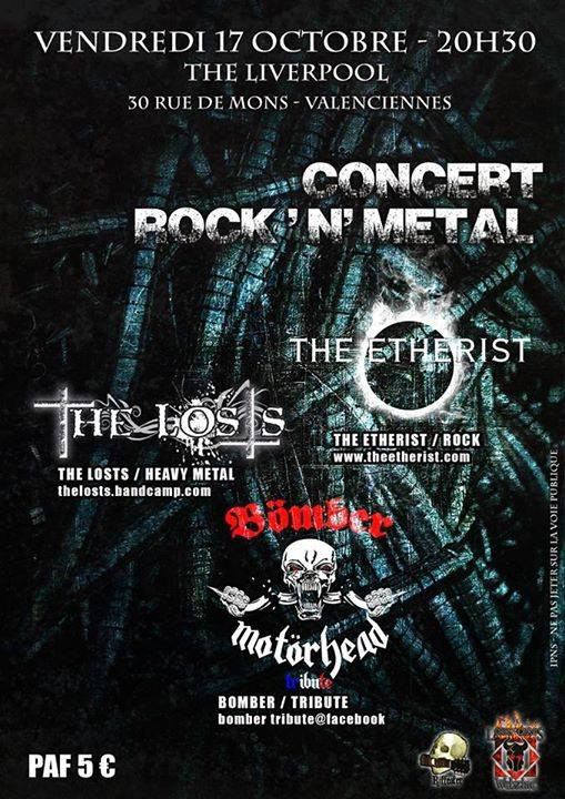 Concert The Etherist