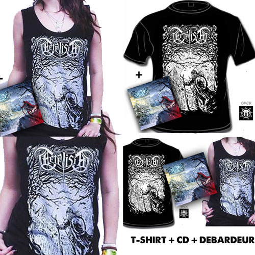 cerevisia Merchandising T-shirt Debardeur Cd