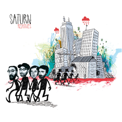 Saturn : Album Relative Cd