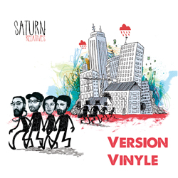Saturn : Album Relative Vinyle