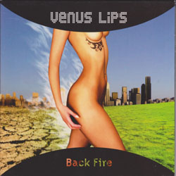 VENUS LIPS BACK FIRE