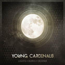 Light burns despair l'Ep de Young Cardinals
