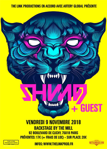 Insolvency concert Paris nov 2018