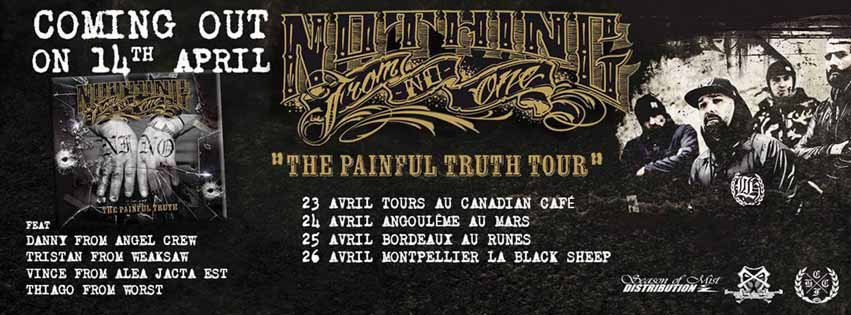 Sortie de The Painful truth !