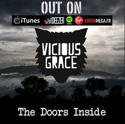 the Door Inside EP Vicious grace