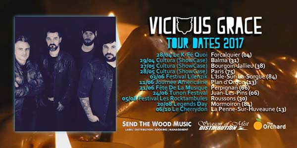 tour vicious grace
