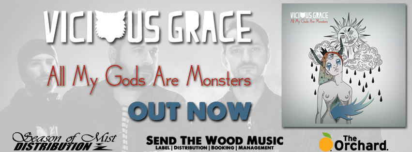 Sortie de 'All my gods are Monsters'